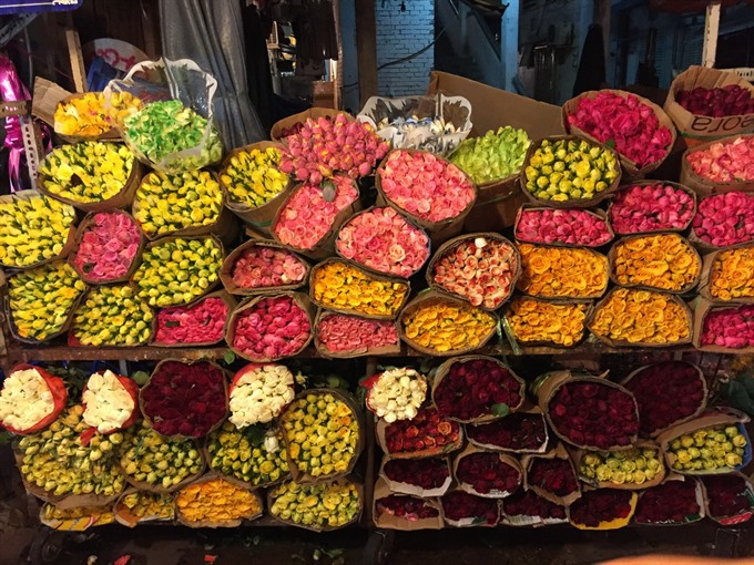 HCM City market away from home for Cambodians