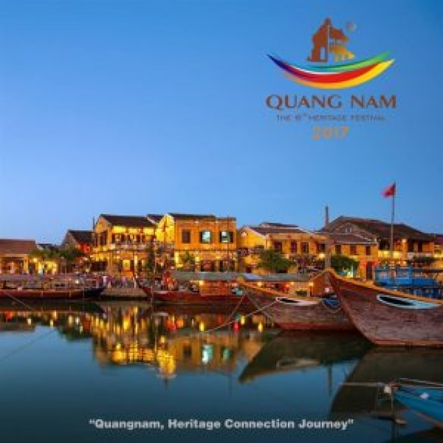 Promotions offered during Quang Nam Heritage Festival