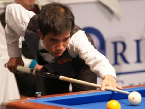 World 3-cushion billiards champs underway in HCM City