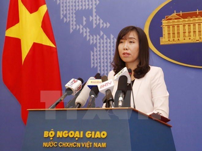 Vietnam opposes Taiwan's drills in Truong Sa archipelago, Government news, Vietnam breaking news, politic news, vietnamnet bridge, english news, Vietnam news, news Vietnam, vietnamnet news, Vietnam net news, Vietnam latest news, vn news