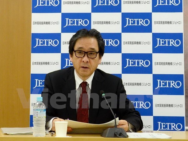 JETRO: Many Japanese firms want to expand investment in Vietnam, vietnam economy, business news, vn news, vietnamnet bridge, english news, Vietnam news, news Vietnam, vietnamnet news, vn news, Vietnam net news, Vietnam latest news, Vietnam breaking news
