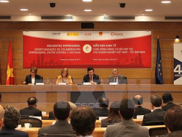 Deputy PM's visit deemed milestone in Vietnam-Spain relations