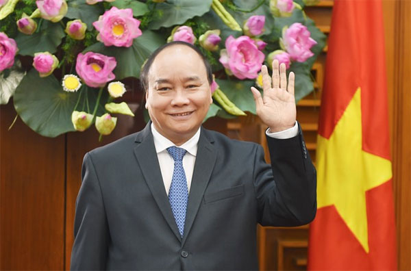 Win-win cooperation the goal: Prime Minister Nguyen Xuan Phuc