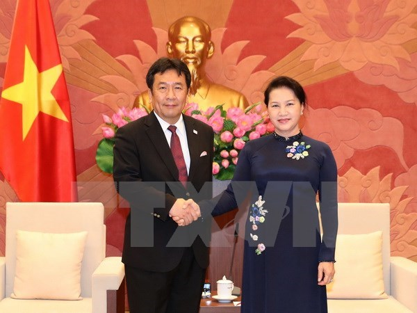 National Assembly Chairwoman: Vietnam treasures ties with Japan