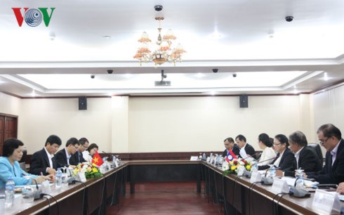 Vietnam, Laos hold second political consultation, Government news, Vietnam breaking news, politic news, vietnamnet bridge, english news, Vietnam news, news Vietnam, vietnamnet news, Vietnam net news, Vietnam latest news, vn news
