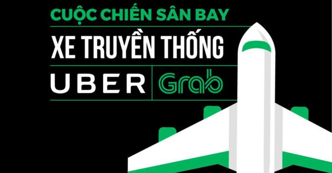 vietnam economy, business news, vn news, vietnamnet bridge, english news, Vietnam news, news Vietnam, vietnamnet news, vn news, Vietnam net news, Vietnam latest news, Vietnam breaking news, Uber, Grab, airport taxi market