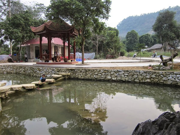Sacred spaces and legends in Yen Bai soothe and restore the spirit