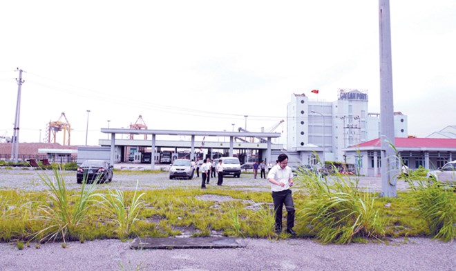 Hundreds of million USD railway project left idle for years