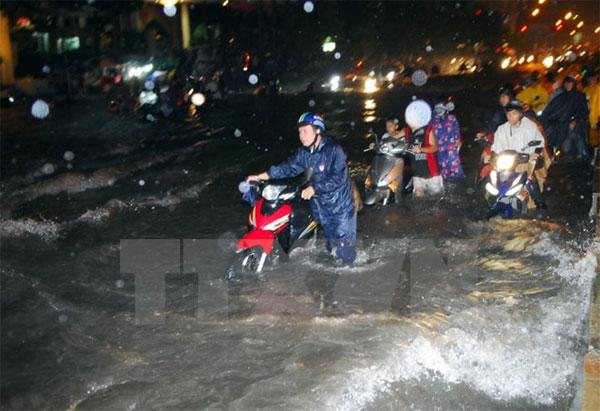 HCM City, prevent flooding, Vietnam economy, Vietnamnet bridge, English news about Vietnam, Vietnam news, news about Vietnam, English news, Vietnamnet news, latest news on Vietnam, Vietnam