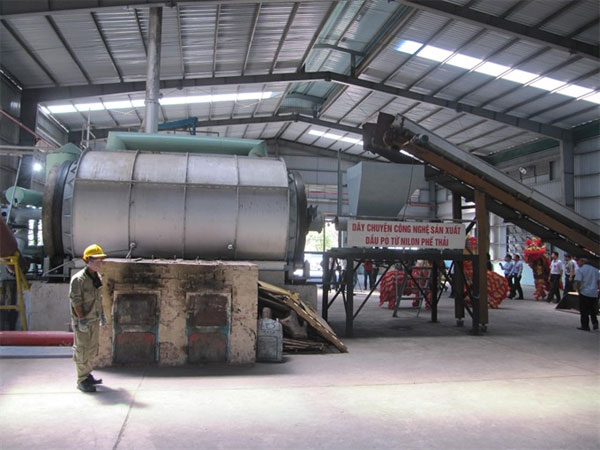 Biogas collection, solid waste treatment project, environmentally friendly treatment,  Vietnam economy, Vietnamnet bridge, English news about Vietnam, Vietnam news, news about Vietnam, English news, Vietnamnet news, latest news on Vietnam, Vietnam