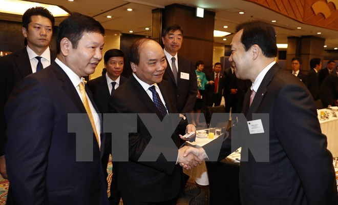 Vietnamese PM calls for Japanese investment in information technology, IT news, sci-tech news, vietnamnet bridge, english news, Vietnam news, news Vietnam, vietnamnet news, Vietnam net news, Vietnam latest news, Vietnam breaking news, vn news