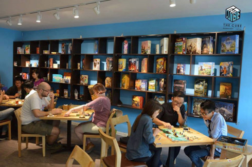 The Cube Café – Board Game Centersocial news, vietnamnet bridge, english news, Vietnam news, news Vietnam, vietnamnet news, Vietnam net news, Vietnam latest news, vn news, Vietnam breaking news