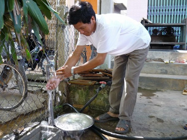 Hai Phong City puts limits on groundwater extraction