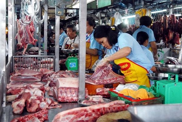 HCM City, pork, clear origins, wholesale markets, Vietnam economy, Vietnamnet bridge, English news about Vietnam, Vietnam news, news about Vietnam, English news, Vietnamnet news, latest news on Vietnam, Vietnam