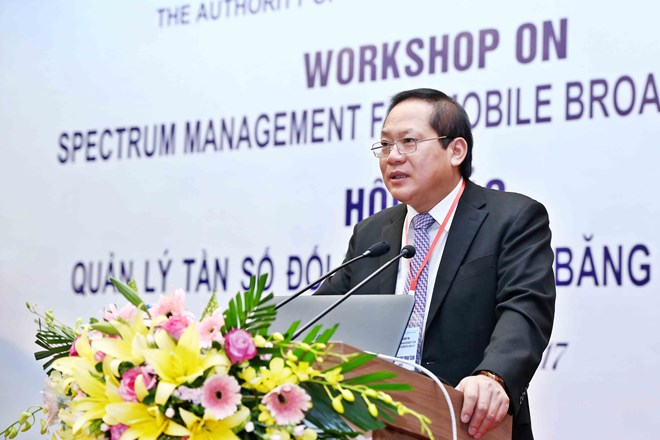 Vietnam needs to avoid outdated technology in 4G-to-5G transition, IT news, sci-tech news, vietnamnet bridge, english news, Vietnam news, news Vietnam, vietnamnet news, Vietnam net news, Vietnam latest news, Vietnam breaking news, vn news