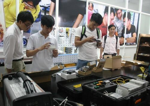 Maker renovation space launched in HCM City, IT news, sci-tech news, vietnamnet bridge, english news, Vietnam news, news Vietnam, vietnamnet news, Vietnam net news, Vietnam latest news, Vietnam breaking news, vn news
