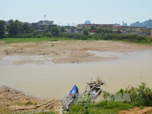 Water scarcity worries coastal province, environmental news, sci-tech news, vietnamnet bridge, english news, Vietnam news, news Vietnam, vietnamnet news, Vietnam net news, Vietnam latest news, Vietnam breaking news, vn news