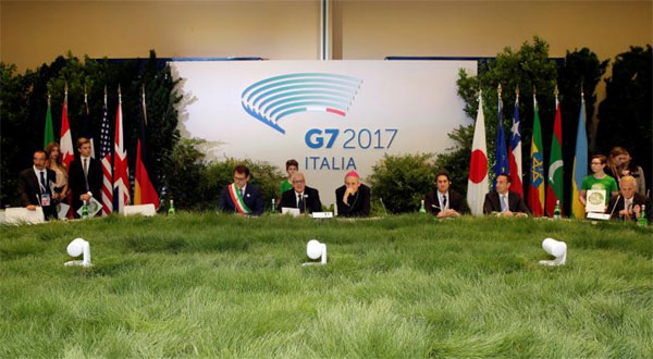 U.S, G7 partners remain at odds on climate at environment meeting