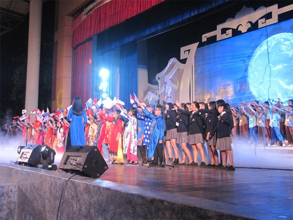 Filipino team wins top prize at International Choir Competition in Hoi An