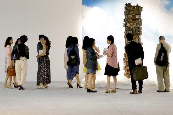 Contemporary art centre opens in Hanoi