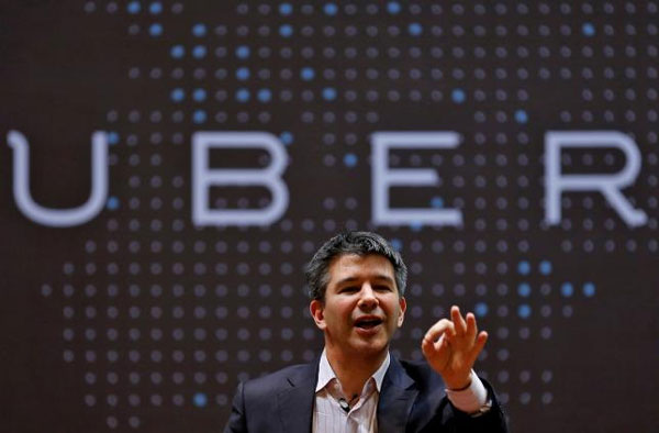 Uber CEO Kalanick likely to take leave, SVP Michael out: source
