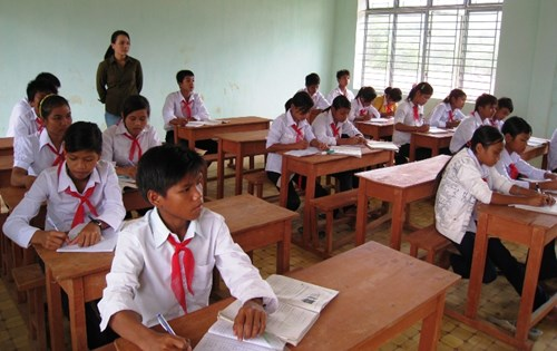 vietnam economy, business news, vn news, vietnamnet bridge, english news, Vietnam news, news Vietnam, vietnamnet news, vn news, Vietnam net news, Vietnam latest news, Vietnam breaking news, high school students, MOET, pedagogical schools