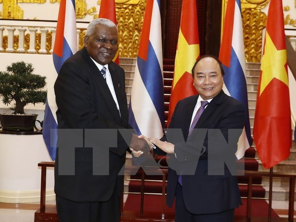 PM supports stronger Vietnam-Cuba cooperation, Government news, Vietnam breaking news, politic news, vietnamnet bridge, english news, Vietnam news, news Vietnam, vietnamnet news, Vietnam net news, Vietnam latest news, vn news