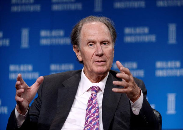 Uber director David Bonderman resigns from board following comment about women