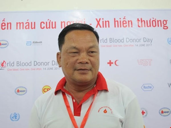 Event to honour 100 outstanding blood donors