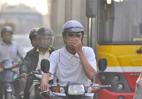 Air pollution in Vietnam threatens economic growth, Vietnam environment, climate change in Vietnam, Vietnam weather, Vietnam climate, pollution in Vietnam, environmental news, sci-tech news, vietnamnet bridge, english news, Vietnam news, news Vietnam, vie