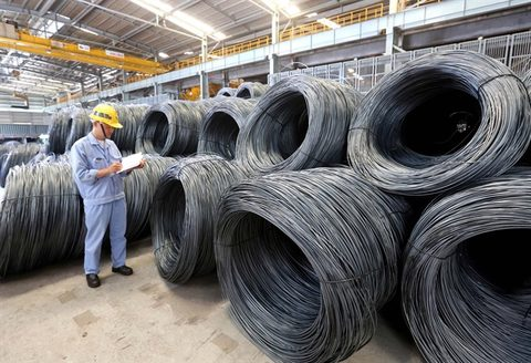 Vietnam's steel industry to grow 12-15%