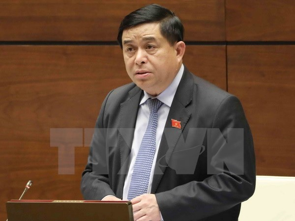 Minister stresses improving efficiency of public, foreign investment, Government news, Vietnam breaking news, politic news, vietnamnet bridge, english news, Vietnam news, news Vietnam, vietnamnet news, Vietnam net news, Vietnam latest news, vn news