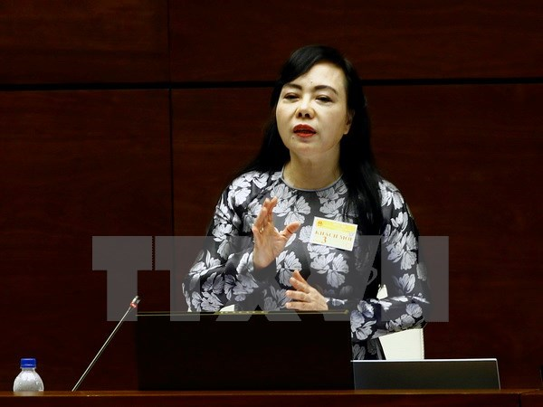 Voters satisfied with ministers' frank response at Q&A session, Government news, Vietnam breaking news, politic news, vietnamnet bridge, english news, Vietnam news, news Vietnam, vietnamnet news, Vietnam net news, Vietnam latest news, vn news