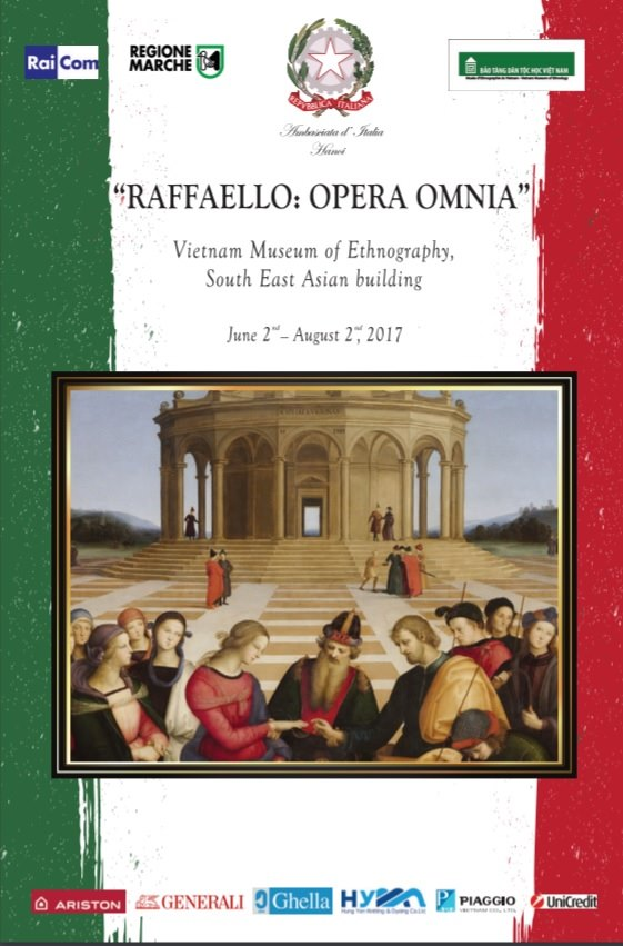"Exhibition ""Raffaello: Opera Omnia"" in Hanoi, entertainment events, entertainment news, entertainment activities, what's on, Vietnam culture, Vietnam tradition, vn news, Vietnam beauty, news Vietnam, Vietnam news, Vietnam net news, vietnamnet news, vietna"