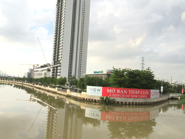 Canal encroachment violation remains unsolved