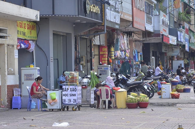 Lack of viable alternatives sees vendors remain on HCM City streets, social news, vietnamnet bridge, english news, Vietnam news, news Vietnam, vietnamnet news, Vietnam net news, Vietnam latest news, vn news, Vietnam breaking news