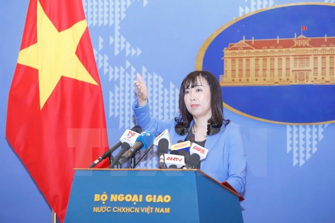 Vietnam wants to develop friendship with RoK: FM's spokesperson, Government news, Vietnam breaking news, politic news, vietnamnet bridge, english news, Vietnam news, news Vietnam, vietnamnet news, Vietnam net news, Vietnam latest news, vn news