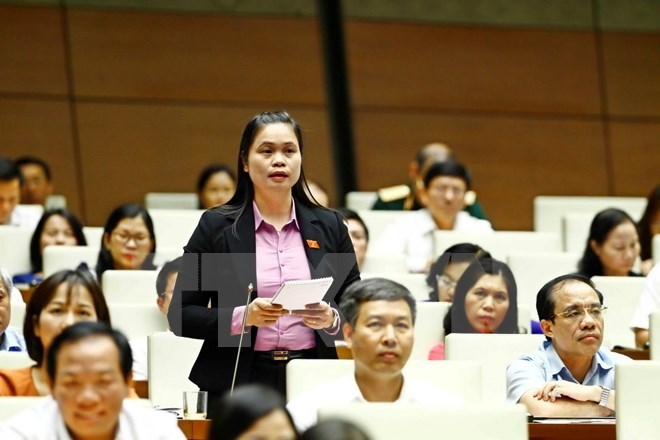 14th NA's third meeting wraps up Q&A sessions, Government news, Vietnam breaking news, politic news, vietnamnet bridge, english news, Vietnam news, news Vietnam, vietnamnet news, Vietnam net news, Vietnam latest news, vn news