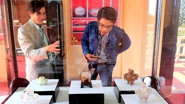 Nguyen dynasty treasures on display in Da Lat, entertainment events, entertainment news, entertainment activities, what's on, Vietnam culture, Vietnam tradition, vn news, Vietnam beauty, news Vietnam, Vietnam news, Vietnam net news, vietnamnet news, vietn