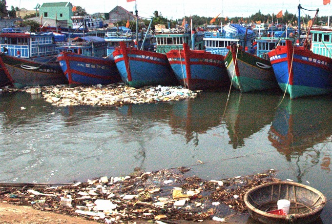 Pollution concerns in Quang Ngai , environmental news, sci-tech news, vietnamnet bridge, english news, Vietnam news, news Vietnam, vietnamnet news, Vietnam net news, Vietnam latest news, Vietnam breaking news, vn news