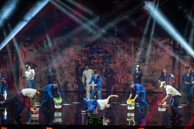 South Korean musical to be staged in Da Nang, entertainment events, entertainment news, entertainment activities, what's on, Vietnam culture, Vietnam tradition, vn news, Vietnam beauty, news Vietnam, Vietnam news, Vietnam net news, vietnamnet news, vietna