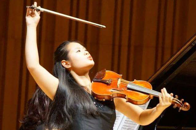 Violin Recital with young talent Do Phuong Nhi in Hanoi, entertainment events, entertainment news, entertainment activities, what's on, Vietnam culture, Vietnam tradition, vn news, Vietnam beauty, news Vietnam, Vietnam news, Vietnam net news, vietnamnet n