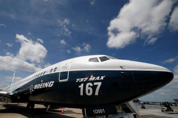 Boeing, strong interest, new 737 model