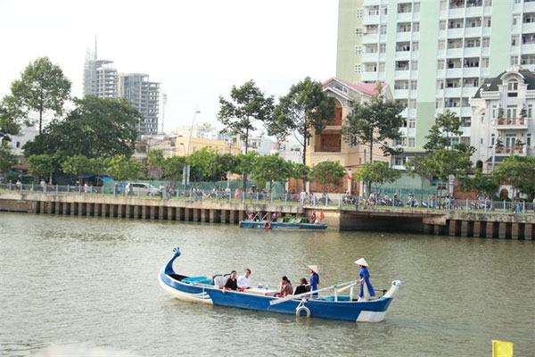 HCM City, waterway tourism projects, improve the quality of services, Vietnam economy, Vietnamnet bridge, English news about Vietnam, Vietnam news, news about Vietnam, English news, Vietnamnet news, latest news on Vietnam, Vietnam