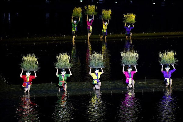 Thang Long Water Puppetry Theatre, water puppetry, Vietnam economy, Vietnamnet bridge, English news about Vietnam, Vietnam news, news about Vietnam, English news, Vietnamnet news, latest news on Vietnam, Vietnam