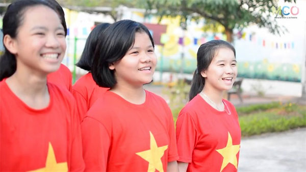 Viet Nam's choir, Human Kind single, free classical music education, Vietnam economy, Vietnamnet bridge, English news about Vietnam, Vietnam news, news about Vietnam, English news, Vietnamnet news, latest news on Vietnam, Vietnam