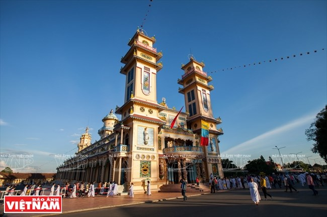 A glance at Tay Ninh, the capital of Caodaism, travel news, Vietnam guide, Vietnam airlines, Vietnam tour, tour Vietnam, Hanoi, ho chi minh city, Saigon, travelling to Vietnam, Vietnam travelling, Vietnam travel, vn news