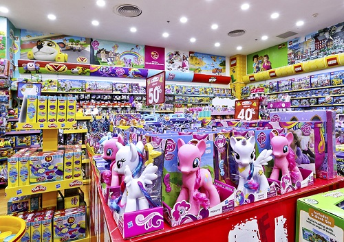 High-end toy market is booming