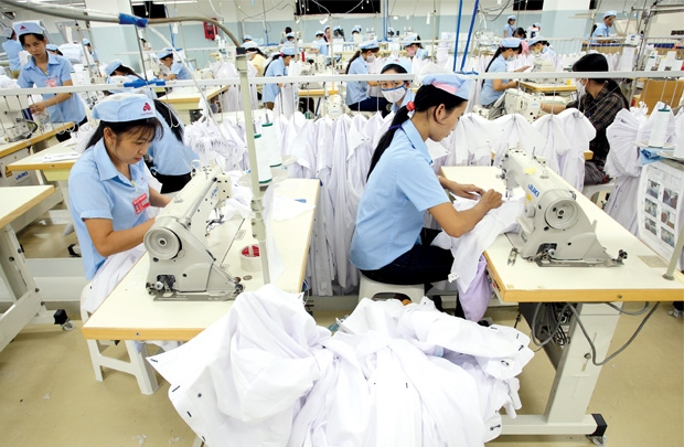 Textile and garment industry undergoes restructuring