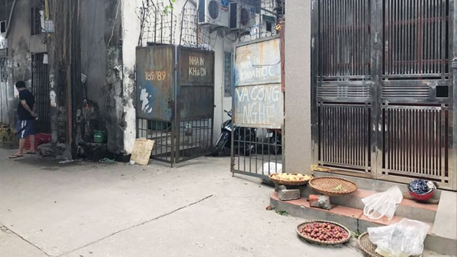 Polluting factories still remain in Hanoi's residential quarters